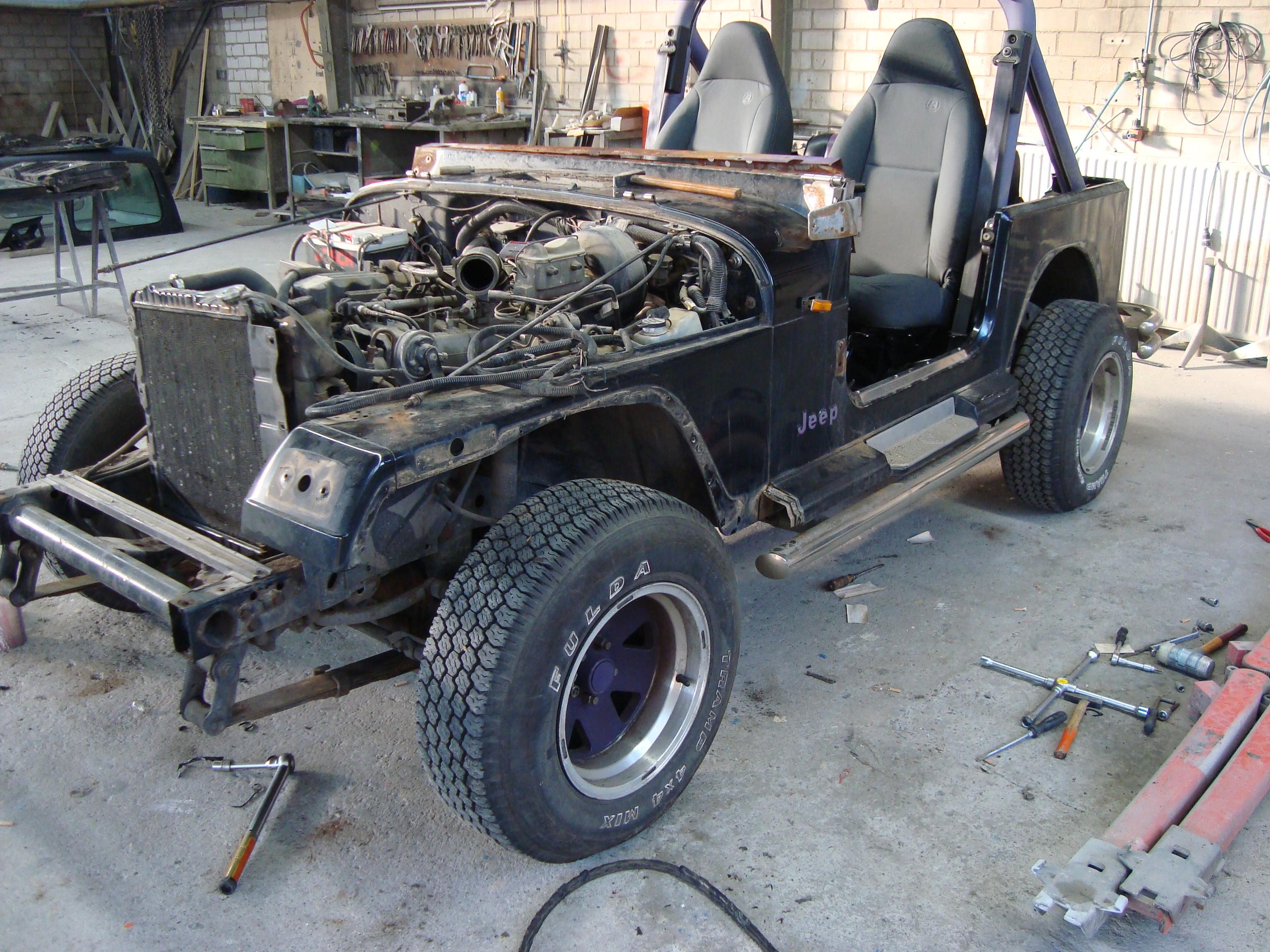 Autokarosserie – Reparaturen | Hans Dressler und Söhne